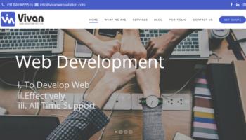Vivan Web  Solution PVT. LTD.